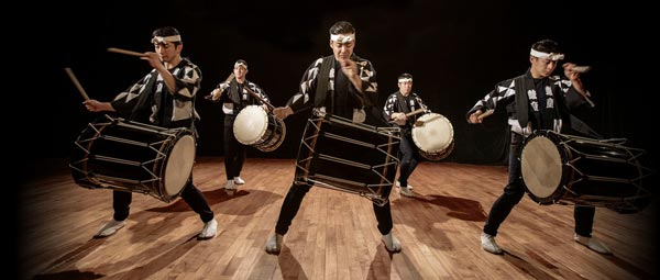 Kodo One Earth Tour: Legacy Comes To NJPAC On March 19, 2021