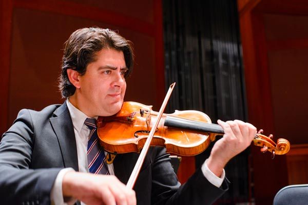 NJSO presents Mendelssohn's Violin Concerto, Bruckner's Sixth Symphony