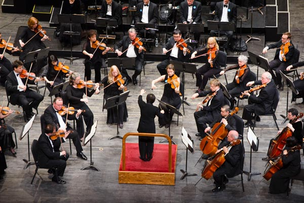 New Jersey Symphony Orchestra Presents Virtual 20-21 - Online Concerts & Shows