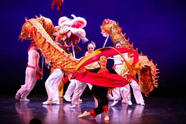 Nai-Ni Chen Dance Company to Receive Grant from the National Endowment for the Arts