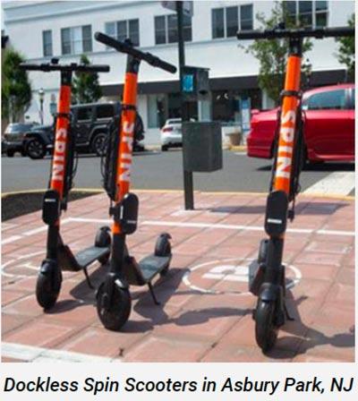 City Of Newark Begins Planning For NewarkGo City Bike & Scooter Program
