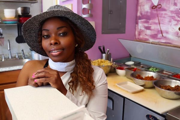 Photojournalism Team Documents Newark's Black Women Business Owners Before Pandemic
