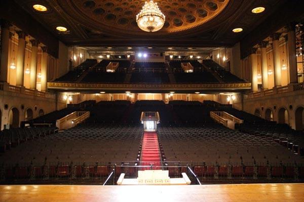 Newark Symphony Hall Awarded $750K Grant from NJ Historic Trust Toward $40M Planned Renovation