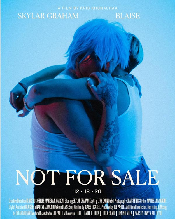 "Makin Waves Song of the Week: ""Not for Sale"" by Blaise"