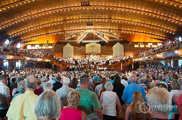 OGCMA Presents Live Organ Recital Series at the Great Auditorium, Starting July 1