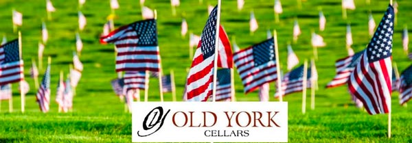 Old York Cellars Winery To Present A Virtual Memorial Day Weekend Celebration