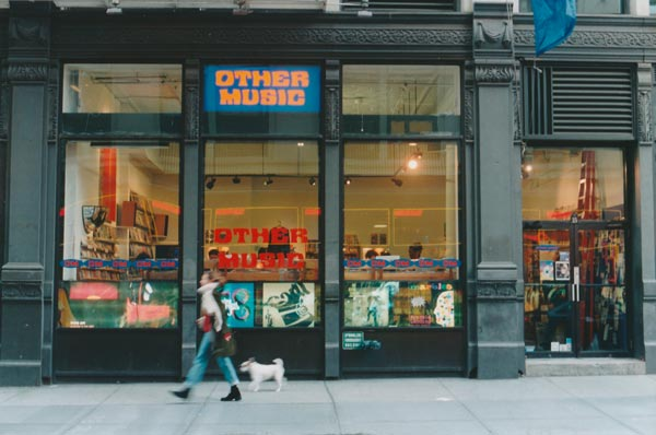 """""""Other Music"""" Documentary About Legendary NYC Record Store"""
