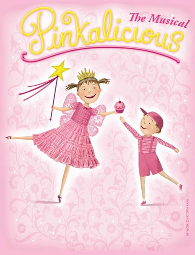 """PINKALICIOUS The Musical"" Presented By The Growing Stage"