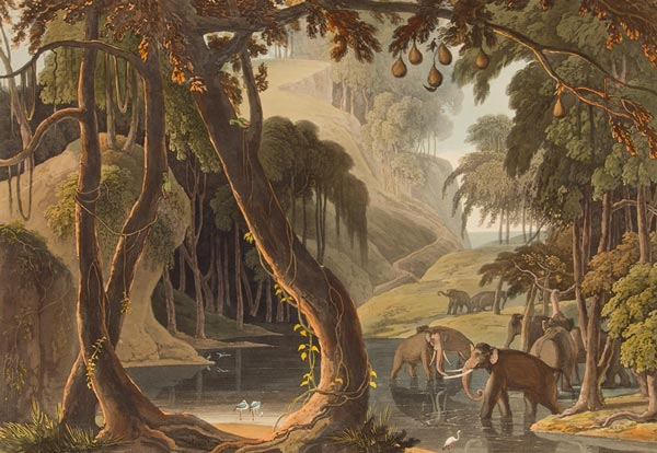 """Princeton University Library Presents """"In Pursuit of the Picturesque"""""""