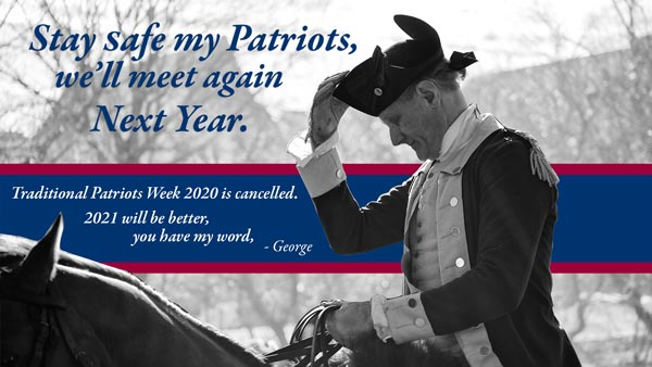 Traditional Patriots Week In Trenton Postponed Until 2021 But Several Events To Still Take Place
