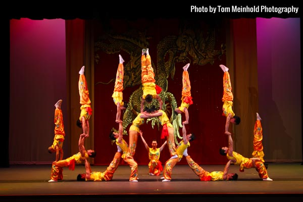 NJPAC Presents The Peking Acrobats On March 13, 2021