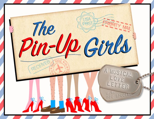 "NJ Rep Presents A Reading Of ""The Pin-Up Girls: A Musical Love Letter"""