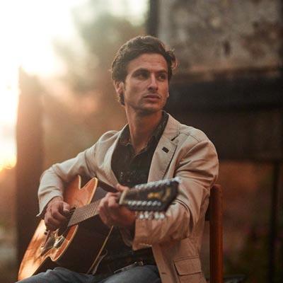 Israel Portnoy Sings Song Of Peace