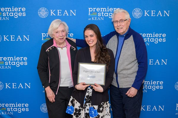 Premiere Stages at Kean University Expands Bauer Boucher Award in 2020