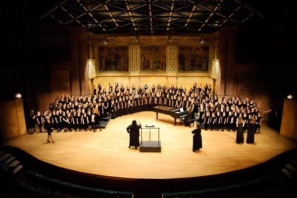 Princeton Girlchoir & Princeton Boychoir Now Auditioning New Choristers
