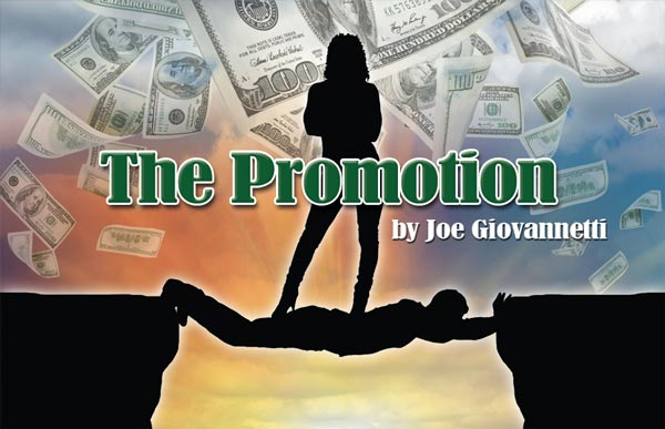 """The Promotion"" - an interview with playwright Joe Giovannetti"