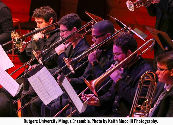 Rutgers Jazz Ensembles Find Ways to Let the Music Play