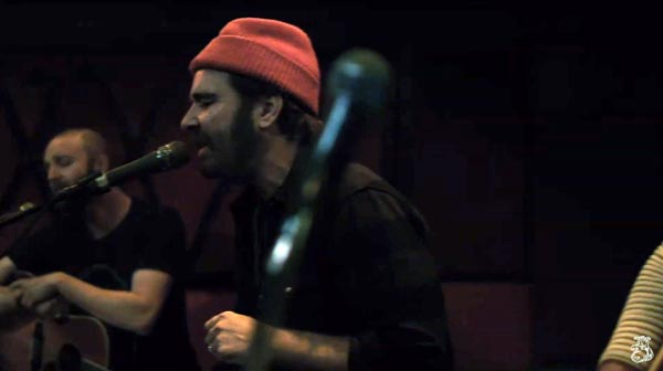 Red Wanting Blue & The Alternate Routes To Air Concert Footage