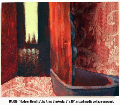 """Novado Gallery Presents """"Red"""""""