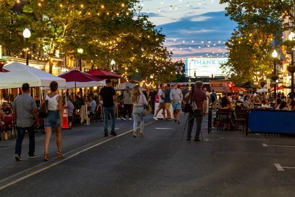 Red Bank Creates Broadwalk Plaza