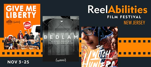 Kean Stage Presents ReelAbilities Film Festival Virtually This November