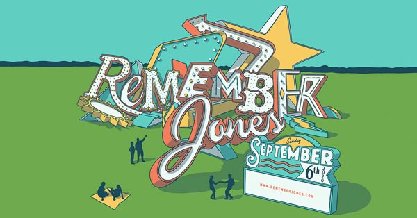 Remember Jones To Perform Full Band Show For Labor Day Weekend