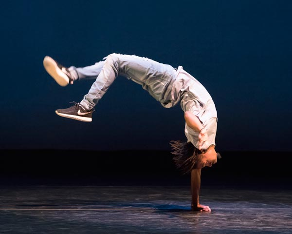 Rennie Harris Puremovement Brings Hip-Hop Dance to Rowan During Black History Month