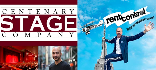 """Rent Control"" Opens Fringe Festival at Centenary Stage"