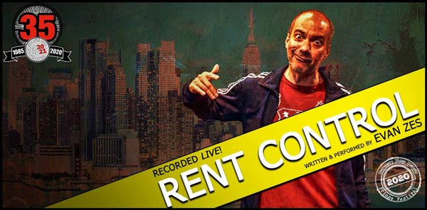 "Centenary Stage Company launches Recorded LIVE! Series with ""Rent Control"" available for streaming"