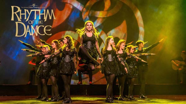 Rhythm Of The Dance To Perform At Grunin Center On March 7