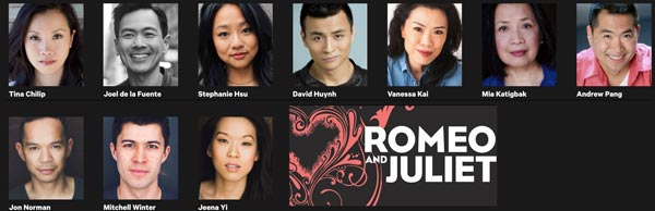 """Two River Theater Concludes Online Benefit Play Reading Series With """"Romeo and Juliet"""""""
