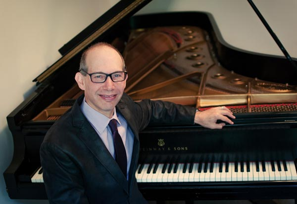 A Musical Performance and Talk featuring Jazz Pianist Ted Rosenthal