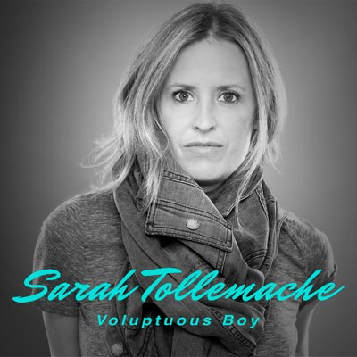 "Comedian Sarah Tollemache To Release ""Voluptuous Boy"" on TLB Records"