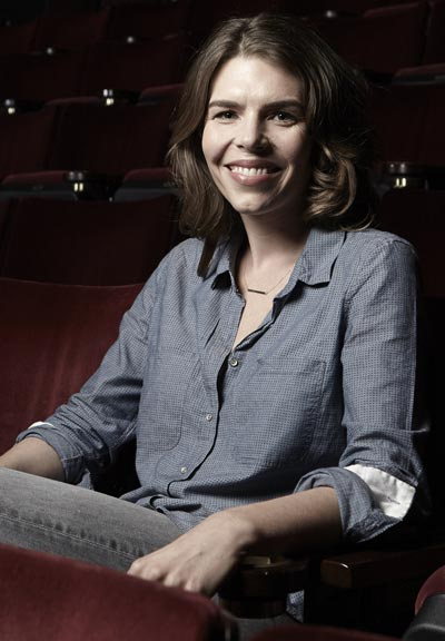 McCarter Theatre Appoints Sarah Rasmussen As New Artistic Director
