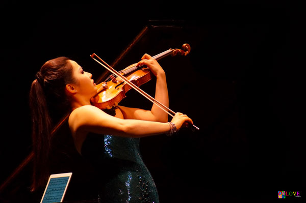 """Simply Sarah!"" Spotlight on Classical Music's Sarah Chang"