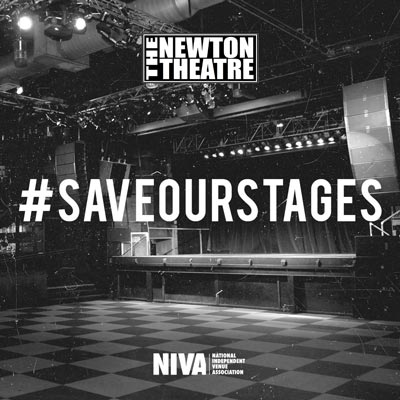 Newton Theatre Joins NIVA To Help Save Our Stages