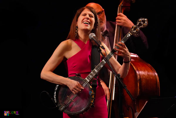 Joyride! Spotlight on Jazz Banjoist Cynthia Sayer