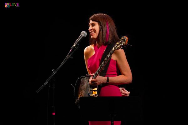 Joyride! Spotlight on Jazz Banjoist Cynthia Sayer