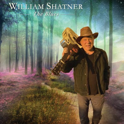 William Shatner Plays The Blues