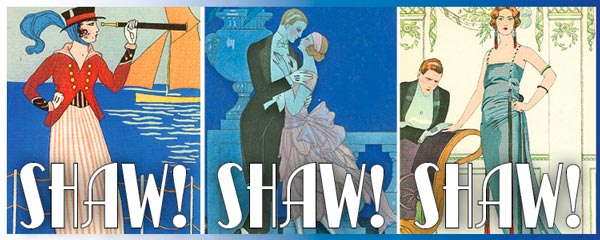 The Shakespeare Theatre of New Jersey Presents Shaw! Shaw! Shaw! In October