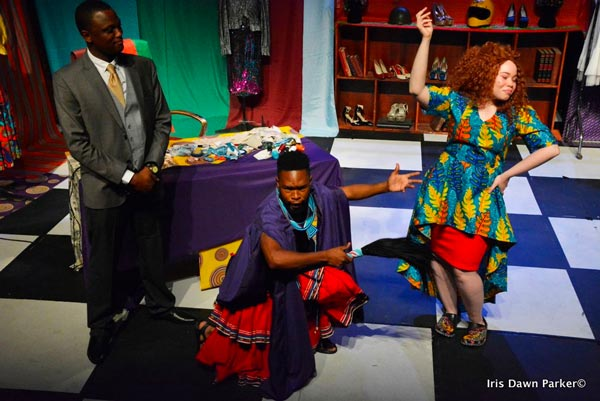 """2nd Annual Voices International Theatre Festival To Open With """"Shoes and Coups"""" by Palesa Mazamisa"""