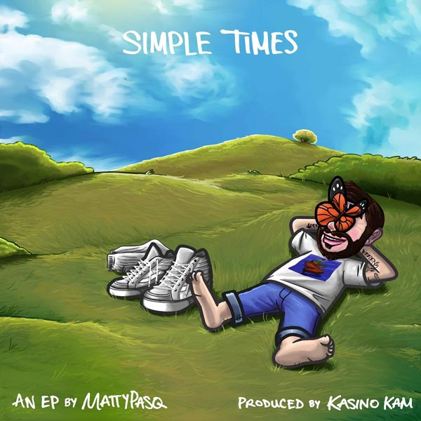 "Makin Waves Record of the Week: ""Simple Times"" by MattyPasq"
