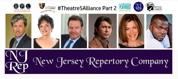 NJ Rep Presents 6 Stories by 6 Great Performers