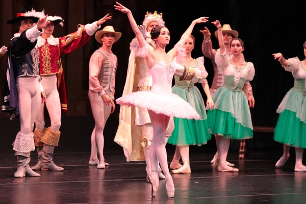"""State Theatre presents """"The Sleeping Beauty"""" by the Russian National Ballet"""