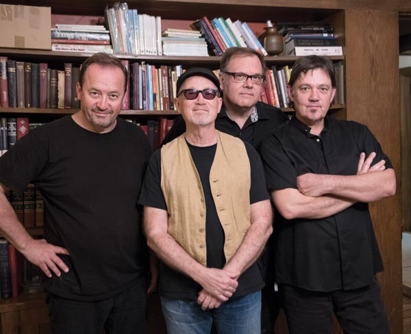 SOPAC Presents The Smithereens With Guest Vocalist Marshall Crenshaw