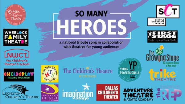 """The Growing Stage Takes Part In """"So Many Heroes"""" With Theatres Around The USA"""