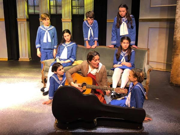 """""""The Sound of Music"""" Continues At Rhino Theatre Until March 1st"""