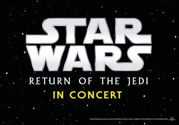 """Star Wars: Return of the Jedi"" in Concert LIVE! with the NJSO at the State Theatre NJ"
