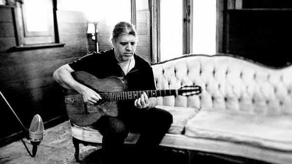 "Makin Waves Record of the Week: ""Django Experiment V"" & ""Django L'Impressionniste"" by Stephane Wrembel"