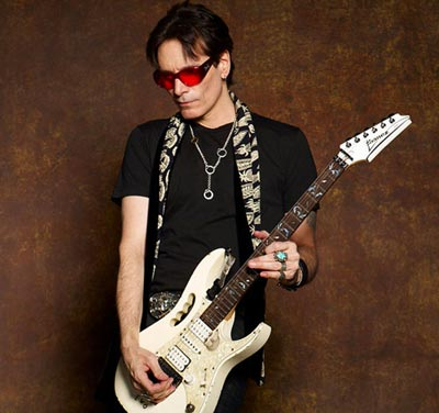 Rock & Roll Hall of Fame presents livestream interview with Steve Vai on November 18th